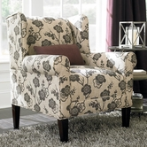 Bassett Furniture 1017-02 Georgia Accent Chair