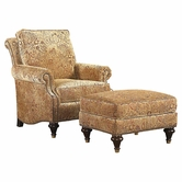 Bassett Furniture 1494-02 Oxford Accent Chair