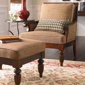 Bassett Furniture 1644-02 Scarlette Accent Chair