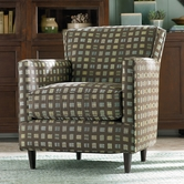 Bassett Furniture 1745-02 New American Living Accent Chair