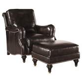 Bassett Furniture 1931-02L Stratford Accent Chair