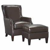 Bassett Furniture 1951-02L Kent Accent Chair