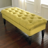 Bassett Furniture 2000-BN Custom Bench Rectangle Bench