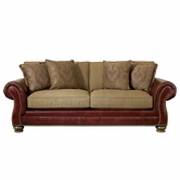 Bassett Furniture 3987-62LF Sonoma Sofa (2/2)