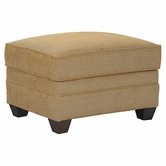 Bassett Furniture 3989-01 Alex Ottoman