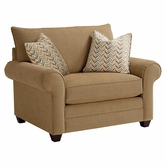 Bassett Furniture 3989-18 Alex Chair and a Half