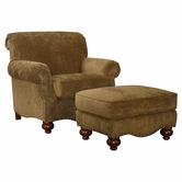 Bassett Furniture 3991-12 Club Room Chair