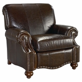 Bassett Furniture 3991-3L Club Room Recliner