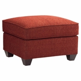 Bassett Furniture 3993-01 Brewster Ottoman