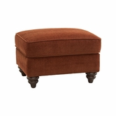 Bassett Furniture 3997-01 Barclay Ottoman