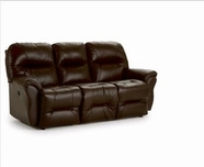 Best Chairs S760RA4 22146 Chocolate Space Saver Sofa