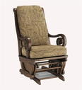 Best Home Furnishings Glider Rockers Candace C1067DP Glider Rocker