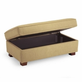 Best Home Furnishings Shannon Collection F16HDP storage ottoman