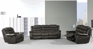 Beverly FG004-AC-L-S Cappccino Reclining sofa set