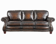 Boyhill L704 Stetson Leather Sofa Set