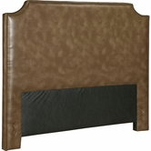 Broyhill 1222-256 Andrina 5/0 Queen Fabric Headboard
