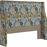 Broyhill 1223-256 Hamlyn 5/0 Queen Fabric Headboard