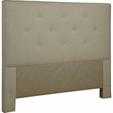 Broyhill 1224-256 Sterlyn 5/0 Queen Fabric Headboard