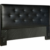 Broyhill 1224-258 Sterlyn 6/6 King Fabric Headboard