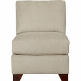 Broyhill 3574-0 Milan Armless Chair