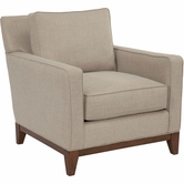 Broyhill 3578-0 Suede Chair