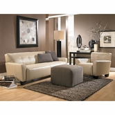 Broyhill 3659-3-1 Trapani Living Room Set