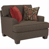 Broyhill 3670-0 Westport Chair & 1/2