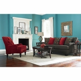Broyhill 3670-3-1 Westport Living Room Set