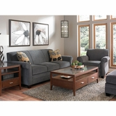 Broyhill 3676-3-1 Greenwich Living Room Set