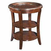 Broyhill 3713-006 Dorchester Round Tier Table
