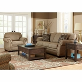 Broyhill 3741-3-1 Eldon Living Room Set