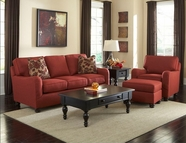 Broyhill 3746-3-1 Parker Living Room Set