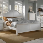 Broyhill 4024-254-255-450 Mirren Harbor King Panel Bed