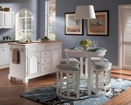 Broyhill 4024-522-4X590 Mirren Harbor Counter Height Dining room set