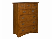 Broyhill 4078-240 Artisan Ridge Drawer Chest