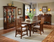 Broyhill 4078-532-4X81 Artisan Ridge Dining Set