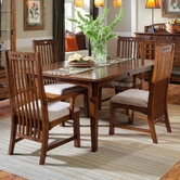 Broyhill 4078-532 Artisan Ridge Leg Table