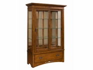 Broyhill 4078-560 Artisan Ridge Curio China