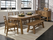 Broyhill 4333-532 Ember Grove Leg Dining Table