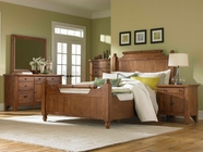 Broyhill 4397-58-59-570 Attic Heirlooms Bedroom Furniture Beds-King-Feather-Bed