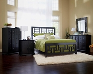 Broyhill 4444-250-251-450-230-236 Perspectives Bedroom Set