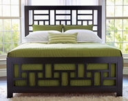 Broyhill 4444-250-251-450 Perspectives Queen Lattice Bed