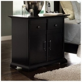 Broyhill 4444-292 Perspectives Door Nightstand