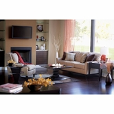 Broyhill 4445-3-1 Perspectives Living Room Set