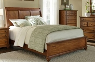 Broyhill 4645-270-271-450 Hayden Place Queen size Sleigh Bed