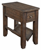 Broyhill 4990-004 Attic Retreat Chairside Table