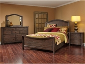 Broyhill 4990-261-280-470-230-236 Attic Retreat Bedroom Set