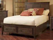 Broyhill 4990-263-282-470 Attic Retreat Eastern King Sleigh Bed