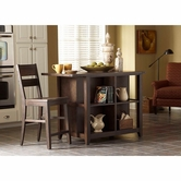 Broyhill 4990-512-591 Attic Retreat Kitchen Island set