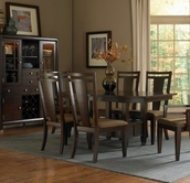 Broyhill 5312-31-50-81 Northern Lights 5Pc Dining Set